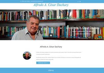 Alfredo A. César Dachary