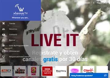 Wherever Latino TV